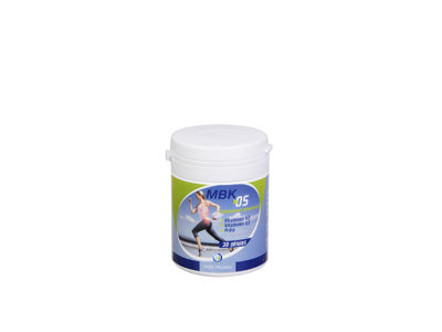 Complément alimentaire MBK Os Vitamine K2 D3 prêle